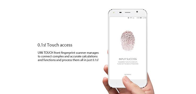 Umi Touch, 3GB Fingerabdruck, root, rooten, Anleitung rooten, Angebot