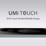 UMI TOUCH – 5,5 Zoll Full HD Smartphone mit Android 6.0, 3GB RAM, 16GB ROM, 4.000mAh Akku & Touch ID