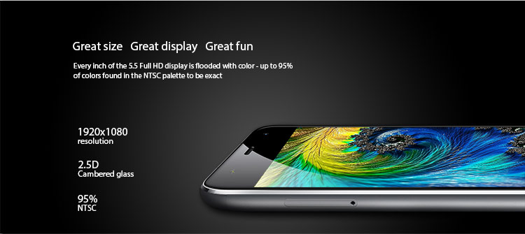 Umi Touch, Antutu Test, Testbericht, Retina Display, Full HD, Testbericht, Benchmars