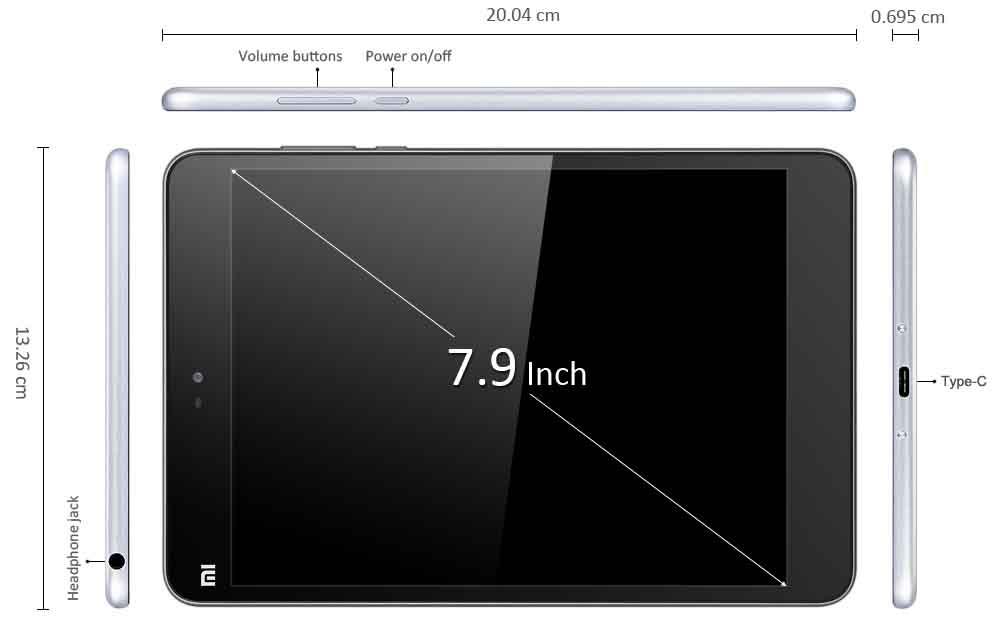 XIAOMI MI PAD 2, Antutu Benchmark, 85.000, Angebot, zollfrei bestellen, bester Preis Tablet PC, Test , Testbericht, besser