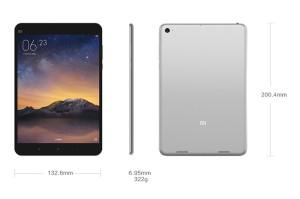 Xiaomi Mi Pad 2 – 7,9 Zoll Tablet PC mit Retina Display und deutlich über 80.000 Punkten bei Antutu