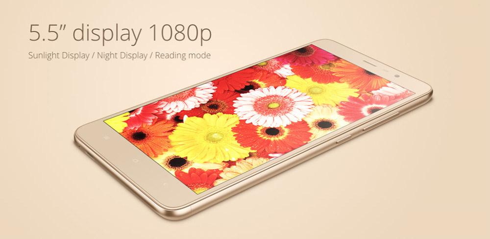 XIAOMI Redmi Note 3 Pro, Display Retina Auflösung, Pixeldichte PPI