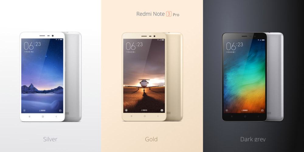 XIAOMI Redmi Note 3 Pro, Testbericht, Test, Hands on