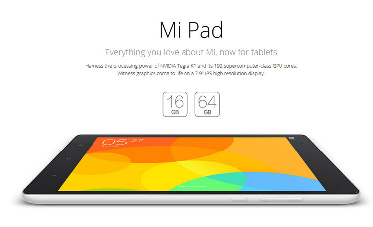 Xiaomi Mi Pad , Tablet PC Xiaomi, China Smartphones, China Tablet Test, China Phablet, Xiaomi Antutu Mi Pad, Testbericht