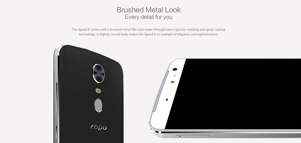 ZOPO SPEED 8 ZP955, Smartphone, Phablet Handy China im Test
