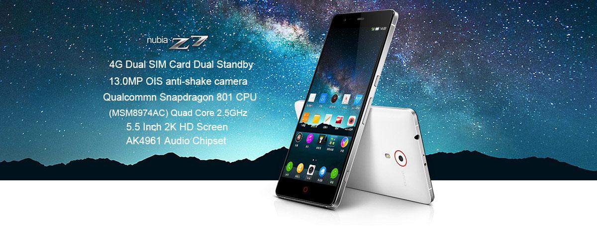 ZTE Nubia Z7, Testbericht, Antutu Benchmark Test, Test, China Smartphone, laufzeit Akku, Smartphone ohne Vertrag, Angebot
