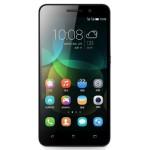 Huawei Honor 4C 5.0 Zoll LTE HD Smartphone mit Android 4.4, Hisilicon Kirin 620 64bit Octa Core 1.2GHz, 2GB RAM, 16GB Speicher, 13MP+5MP Kameras, 2.550mAh Akku