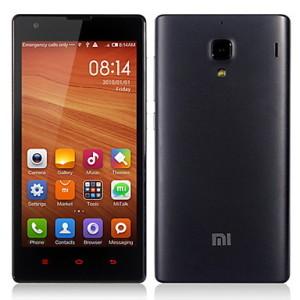 XIAOMI Redmi 1S 4.7 Zoll 3G HD Smartphone mit Android 4.3, Snapdragon MSM8228 Quad Core 1,6 GHz, 1 GB RAM, 8 GB Speicher, 8MP+1,6MP Kameras, 2.000mAh Akku