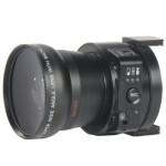 AMKOV Linse OX5 1080P WIFI H.264 / MOV 20(14)MP Kamera Linse mit 120 Grad Weitwinkel