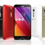 ASUS ZenFone 2 5.5 Zoll LTE FullHD Phablet mit Android 5.0, Intel 64bit Z3560 Quad Core 1.8GHz, 4GB RAM, 32GB Speicher, 13MP+5MP Kameras, 3.000mAh Akku