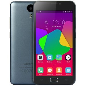 Blackview BV2000 5.0 Zoll LTE HD Smartphone mit Android 5.1, MTK6735 64bit Quad Core 1.0GHz, 1GB RAM, 8GB Speicher, 5MP+2MP Kameras, 2.400mAh Akku