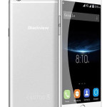 Blackview Ultra Plus 5.5 Zoll LTE HD Phablet mit Android 5.1, MediaTek MT6735 Quad Core 1.0GHz,  2GB RAM, 16GB Speicher, 13MP+5MP Kameras, 3.180mAh Akku,