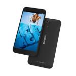 BLUBOO XFIRE 5.0 Zoll LTE qHD Smartphone mit Android 5.1, MTK6735M 64-bit Quad Core 1.0GHz , 1GB RAM, 8GB Speicher, 8MP+5MP Kameras, 2.750mAh Akku