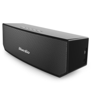 Bluedio BS-3 tragbarer drahtlose Bluetooth Lautsprecher Box, 3D Stereo Musik Surround Sound Box mit Bluetooth V4.1 für alle Computer/Laptops/Tablets/Smartphone mit Bluetooth