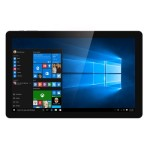 CHUWI HiBook 10.1 Zoll 2 in 1 Ultrabook FHD Tablet PC mit Windows 10 + Android 5.1, Intel Cherry Trail Z8300 Quad Core 1.44GHz, 4GB RAM, 64GB Speicher, 5MP+2MP Kameras, 6.600mAh Akku