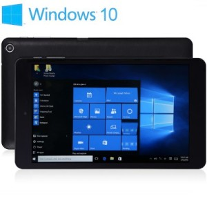 CHUWI Vi8 Plus – 8.0 Zoll WXGA Tablet PC mit Windows 10, Intel Atom Z8300 Quad Core 1.84GHz, 2GB RAM, 32GB Speicher, 2MP & 2MP Kameras, 4.000mAh Akku