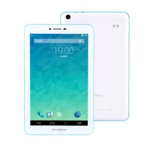 COLORFLY G708 7.0 Zoll Tablet mit Android 4.4, MTK6592 Octa Core 1.4GHz, 1GB RAM, 8GB Speicher, 2MP+0.3MP Kameras, 3.000mAh Akku
