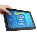 Cube i7 Stylus 10.6 Zoll FullHD Tablet PC mit Windows 10, Intel Core M-5Y10c Quad Core 2.0GHz, 4GB RAM, 64GB SSD, 5MP+2MP Kameras, 4.500mAh Akku