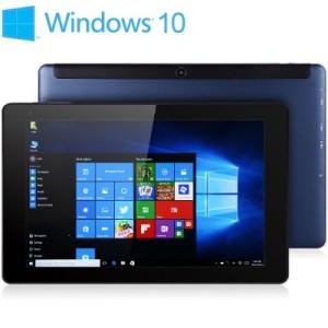 CUBE iWork 10 Flagship – 10.1 Zoll WUXGA Tablet PC mit WINDOWS 10, Intel Atom X5-Z8300 Quad Core 1.44GHz, 4GB RAM, 64GB Speicher, 2MP & 2MP Kameras, 7.500mAh Akku