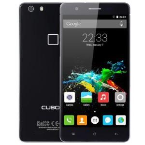Cubot S550 5.5 Zoll LTE HD Phablet mit Android 5.1, MTK6735 Quad Core 1.3GHz, 2GB RAM, 16GB Speicher, 13MP+8MP Kameras, 3.000mAh Akku