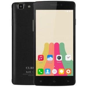 Cubot X12 5.0 Zoll LTE qHD Smartphone mit Android 5.1, MTK6735 64bit Quad Core 1.0GHz, 1GB RAM, 8GB Speicher, 8MP+5MP Kameras, 2.200mAh Akku, Infrarot Fernbedienung