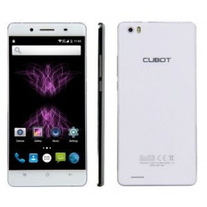 CUBOT X16 5.0 Zoll LTE FullHD Smartphone mit Android 5.1, MTK6735 Quad Core 1.3GHz, 2GB RAM, 16GB Speicher, 16MP+8MP Kameras, 2.500mAh Akku