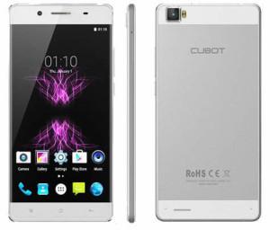CUBOT X17S 5.0 Zoll LTE FHD Smartphone mit Android 5.1, MTK6735 Quad Core 1.3GHz, 3GB RAM, 16GB Speicher, 16MP+8MP Kameras, 2.500mAh Akku
