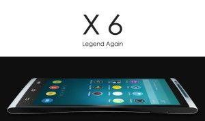 Cubot X6 5.0 Zoll 3G HD Smartphone mit Android 4.2.2, MTK6592 Octa Core 1.7GHz, 1GB RAM, 16GB Speicher, 13MP+5MP Kameras, 2.200mAh Akku
