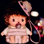 DIAMOND Monchhichi – 5.200mAh Akku/Powerbank