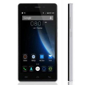 DOOGEE X5 Galicia 5.0 Zoll 3G HD Smartphone mit Android 5.1, MT6580 Quad-Core 1.3GHz, 1GB RAM, 8GB ROM, 8MP+5MP Kameras, 2.400mAh Akku
