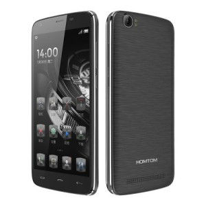 DOOGEE HOMTOM HT6 5.5 Zoll LTE HD Phablet mit Android 5.1, MTK6735 64bit Quad Core 1.0GHz , 2GB RAM, 16GB Speicher, 13MP+5MP Kameras, 6.250mAh Akku