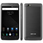 DOOGEE T6 5.5 Zoll LTE HD Phablet mit Android 5.1, MTK6735 64bit Quad Core 1.0GHz, 2GB RAM, 16GB Speicher, 13MP+5MP Kameras, 6.250mAh Akku