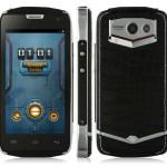 DOOGEE TITANS2 DG700 4.5 Zoll qHD Smartphone mit Android 5.0, MTK6582 Quad Core 1.3GHz, 1GB RAM, 8GB Speicher, 8MP+5MP Kameras, 4.000mAh Akku, staub- und wasserdicht nach IP67
