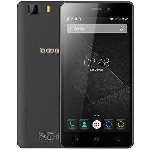 DOOGEE X5 Pro 5 Zoll LTE HD Smartphone mit Android 5.1, MTK6735 Quad Core 64bit 1.0GHz, 2GB RAM, 16GB Speicher, 8MP+5MP Kameras, 2.400mAh Akku
