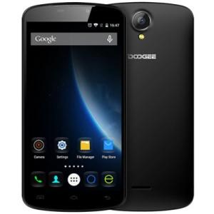 DOOGEE X6 Pro – 5.5 Zoll LTE HD Phablet mit Android 5.1, MTK6735 Quad Core 1.0GHz, 2GB RAM, 16GB Speicher, 5MP & 2MP Kameras, 3.000mAh Akku