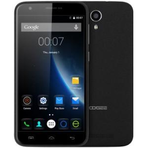 DOOGEE Y100 Plus – 5.5 Zoll LTE HD Phablet mit Android 5.1, MTK6735 Quad Core 1.0GHz, 2GB RAM, 16GB Speicher, 13MP & 8MP Kameras, 3.000mAh Akku