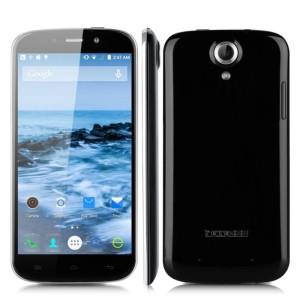 DOOGEE Y100X 5.0 Zoll 3G HD Smartphone mit Android 5.0, MTK6582 Quad Core 1.3GHz, 1GB RAM, 8GB Speicher, 8MP+5MP Kameras, 2.200mAh Akku