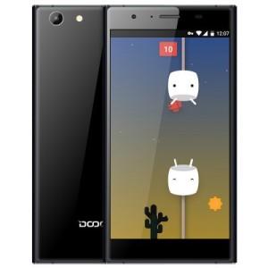 DOOGEE Y300 – 5.0 Zoll LTE HD Smartphone mit Android 6.0, MTK6735 Quad Core 1.5 GHz, 2GB RAM, 32GB Speicher, 8MP & 5MP Kameras, 2.200mAh Akku