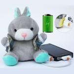 EINENG Kaninchen 5.200mAh mobile Power Bank für alle gängigen Smartphones, Tablet PCs, iPods, Mp3-/MP4-Player usw.