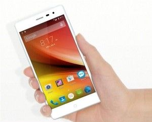 ELEPHONE Trunk 5.0 Zoll LTE Smartphone mit Android 5.1, Qualcomm Snapdragon 410 Quad-Core 1.2GHz, 2GB RAM, 16GB Speicher, 13MP+2MP Kameras, 2.100mAh Akku