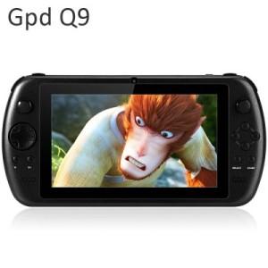 GPD Q9-PSV 7.0 Zoll WSVGA Game Tablet PC mit Android 4.4, RK3288 Quad Core 1.8GHz, 2GB RAM, 16GB Speicher, 5.000mAh Akku, HDMI