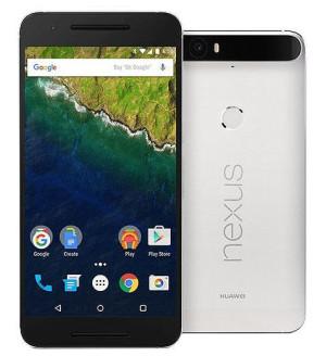 HUAWEI Google Nexus 6P 5.7 Zoll LTE QHD Phablet mit Android 6.0, Qualcomm Snapdragon 810 Octa Core 2.0GHz, 3GB RAM, 32GB/64GB Speicher, 12.3MP+8MP Kameras, 3.450mAh Akku