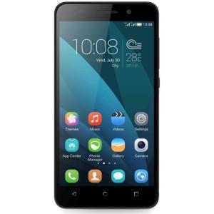 HUAWEI HONOR 4X 5.5 Zoll LTE HD Phablet mit Android 4.4.4, MSM8916 Quad Core 1.2GHz, 2GB RAM, 8GB Speicher, 13MP+5MP Kameras, 3.000mAh Akku