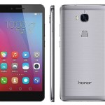 HUAWEI HONOR 5X 5.5 Zoll LTE FullHD Phablet mit Android 5.1, Snapdragon 616 64bit Octa Core 1.5GHz, 2/3GB RAM, 16GB Speicher, 13MP+5MP Kameras, 3.000mAh Akku