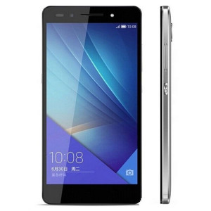 HUAWEI Honor 7 – 5.2 Zoll LTE FHD Smartphone mit Android 5.0, Kirin 935 Octa Core 2.2.GHz, 3GB RAM, 16-64GB Speicher, 20MP & 6MP Kameras, 3.100mAh Akku