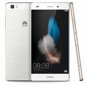 Huawei P8 Lite 5.0 Zoll 4G LTE Smartphone mit Android 5.0, Kirin 620 Octa Core 1.2GHz, 2GB RAM, 16GB Speicher, 13MP+5MP Kameras, 2.200mAh Akku