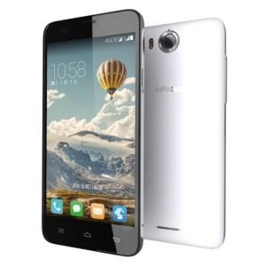Foxconn Infocus M530 5.5 Zoll LTE HD Phablet mit Android 4.4, MTK6595 Octa Core 2.0GHz, 2GB RAM, 16GB Speicher, 13MP+13MP Sony Kameras, 3.100mAh Akku