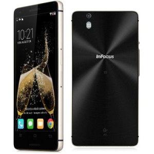 Infocus M810T 5.5 Zoll LTE FullHD Smartphone mit Android 4.4, Snapdragon 801 Quad Core, 2GB RAM, 16GB Speicher, 13MP+MP Kameras, 2.600mAh Akku