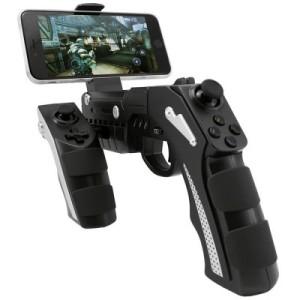 IPEGA PG-9057 Phantom ShoX Blaster Bluetooth Game Gun, Bluetooth 3.0 Wireless Controller, 6.00mAh Akku