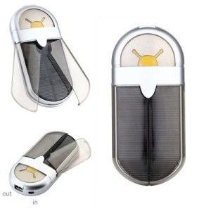 Käfer/Beetle 5.500mAh Solar-Ladegerät 5V 0.8W Mobile Power Bank für alle gängigen Smartphones, Tablets, MP3-/MP4-Player, iPods usw